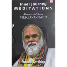 Inner Journey Meditations – Panduan Meditasi Perjalanan Batin (Pocket Book)