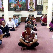 Anand Krishna, Meditasi dan Pengembangan Cinta Kasih